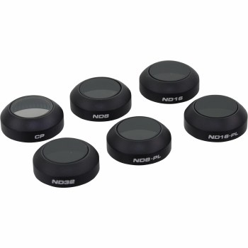 PolarPro 6 Filter Set for DJI Mavic