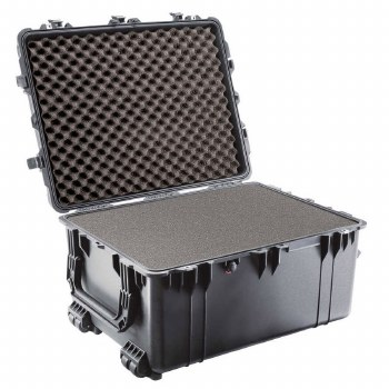 Peli Storm IM2500 Black Case With Padded Dividers