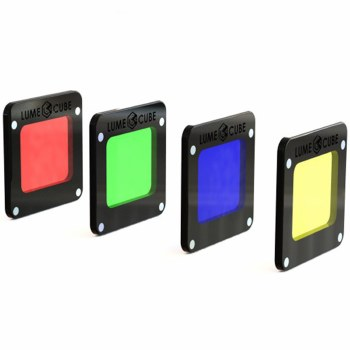 Lume Cube RGBY Color Pack - For the Light-House