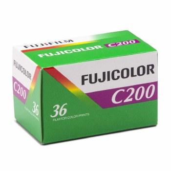 Fujifilm C200 35mm Film (36 exposures)