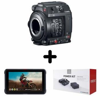 Canon EOS C200 EF Ninja Kit