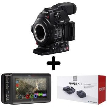 Canon EOS C100 EF Mark II Ninja Kit