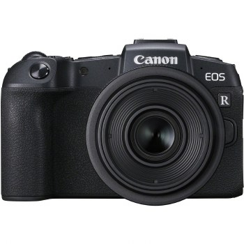 Canon EOS RP with RF 24-240mm IS