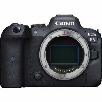 Canon EOS R6 Full-Frame Mirrorless Camera Body