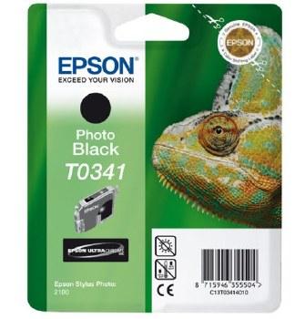Epson T0341 Photo-Black ink