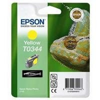 Epson T0344 Yellow ink