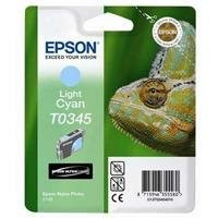 Epson T0345 Light-Cyan ink