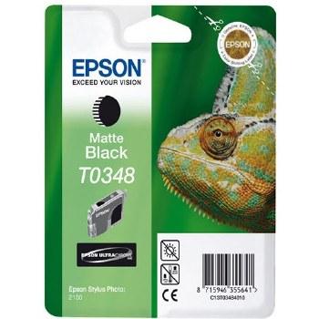 Epson T0348 Matte-Black ink