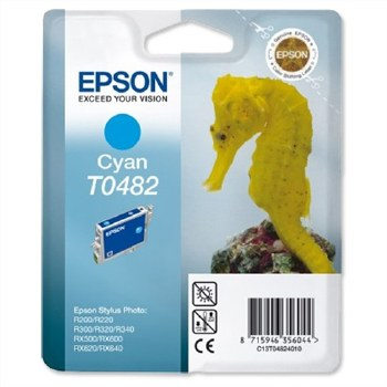 Epson T0482 Cyan ink