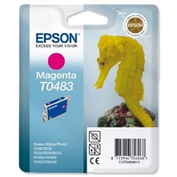 Epson T0483 Magenta ink