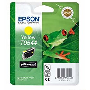 Epson T0544 Yellow ink