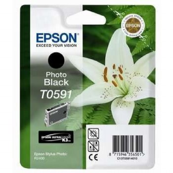 Epson T0591 Photo-Black ink