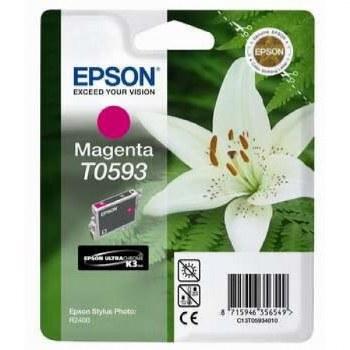 Epson T0593 Magenta ink