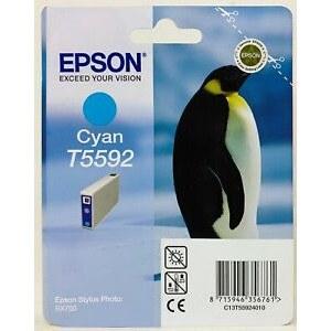 Epson T5592 Cyan ink
