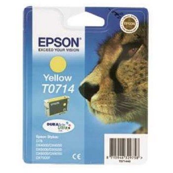 Epson T0714 Yellow Ink