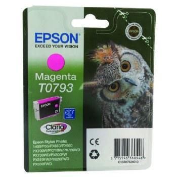 Epson T0793 Magenta Cartridge