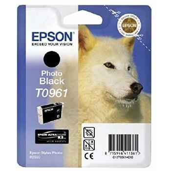 Epson T0961 Photo-Black ink