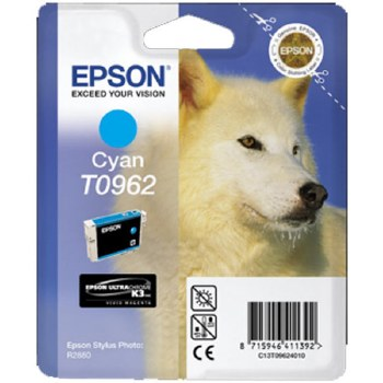 Epson T0962 Cyan ink