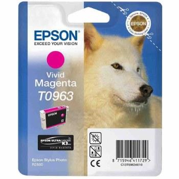 Epson T0963 Vivid-Magenta ink