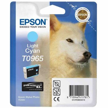 Epson T0965 Light-Cyan ink