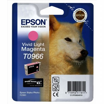 Epson T0966 Vivid Light-Magenta ink