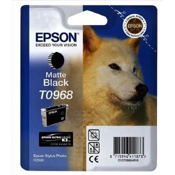 Epson T0968 Matte-Black ink