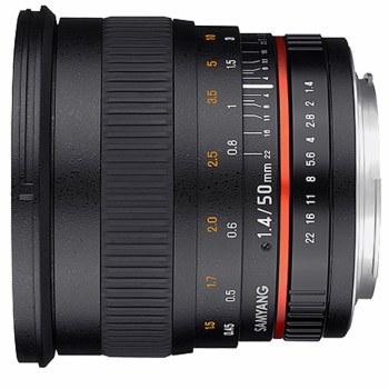 Samyang AF  50mm F1.4 For Sony E-Mount