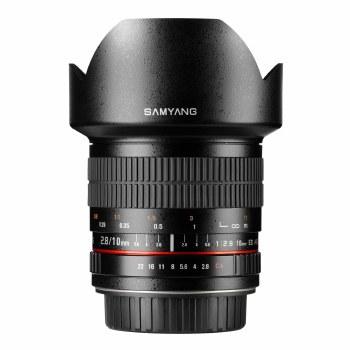 Samyang 10mm F2.8 ED AS NCS CS For Nikon F
