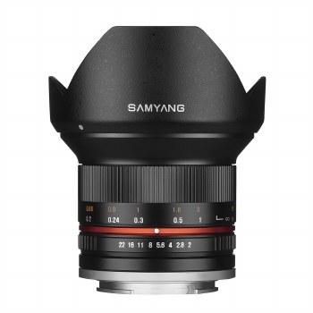 Samyang 12mm F2.0 NCS CS For Fujifilm XF