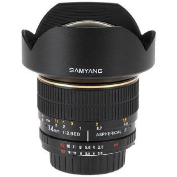 Samyang  14mm F2.8 IF ED UMC As For Nikon F