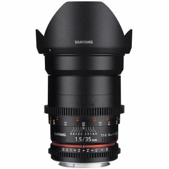 Samyang  35mm T1.5 VDSLR AS UMC For Sony E-Mount
