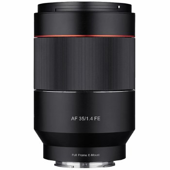 Samyang AF  35mm F1.4 For Sony E-Mount