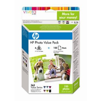 HP 38 Light-Cyan ink