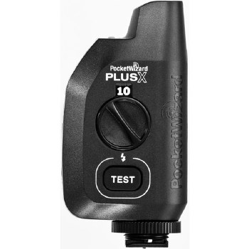 PocketWizard PlusX Transceiver