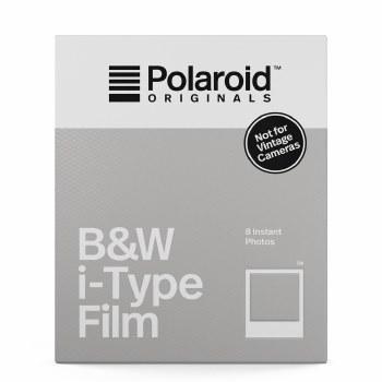 Polaroid Originals Black&White Film for i-Type