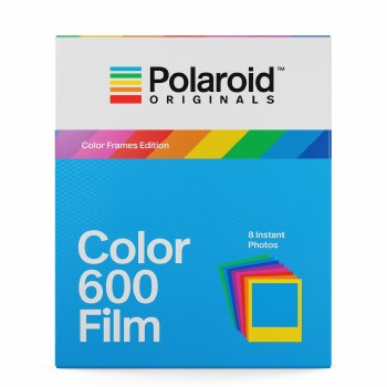 Polaroid Originals Color Film for 600 with Color Frames