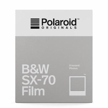 Polaroid Originals Black&White Film for SX-70
