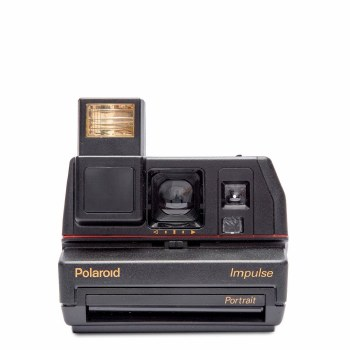 Polaroid 600 Impulse Vintage Camera