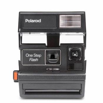 Polaroid 600 Square Vintage Camera
