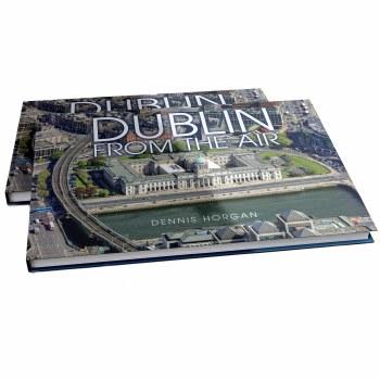 Dublin From The Air, by Dennis Horgan