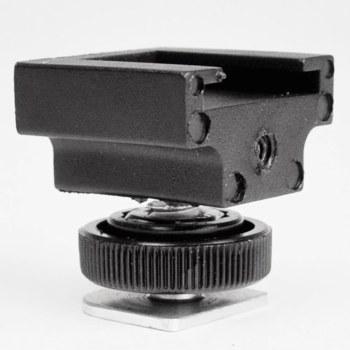 Hague CSA Canon Single Shoe Camera Adaptor