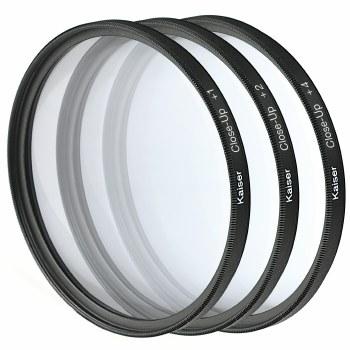 Kaiser Close-Up Lens 62mm +2