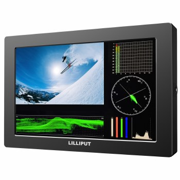 "Lilliput Q7 - 7"" 1920x1200 SDI Monitor With HDMI/SDI Cross Conversion"