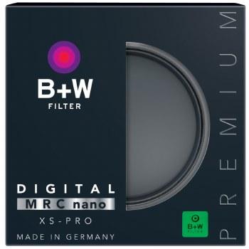 B+W 39mm Circular Polariser XS-Pro HTC Käsemann