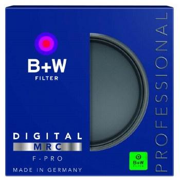 B+W 58mm ND 0.9 Neutral Density (3-Stop, 8x) F-Pro MRC (103)