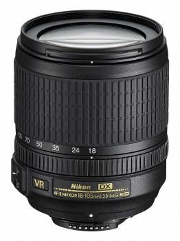 Nikon AF-S  18-105 F3.5-5.6G ED VR DX [from kit]