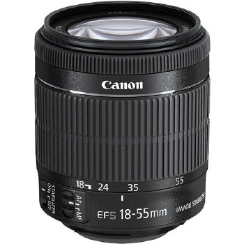 Canon EF-S 18-55mm F3.5-5.6 IS STM (From Kit)