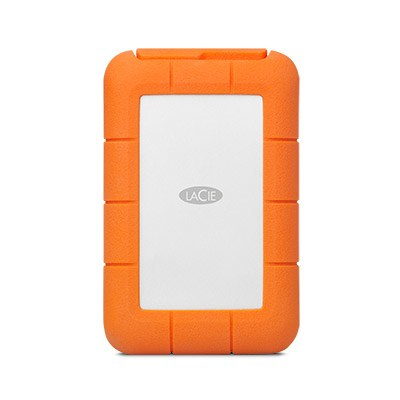 LaCie Rugged 5TB HDD (USB-C)