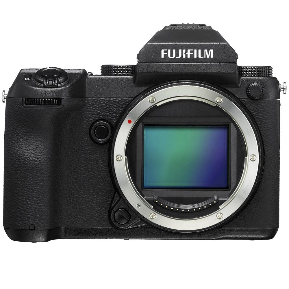 Fujifilm GFX 50S Camera Body