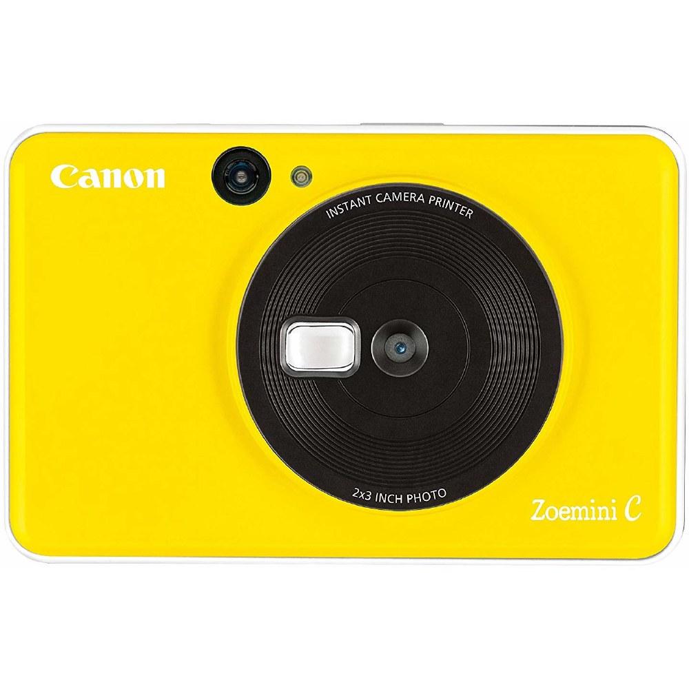 Canon Zoemini C Yellow Instant Camera